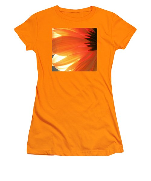 Gentle Flame Women's T-Shirt (Athletic Fit)