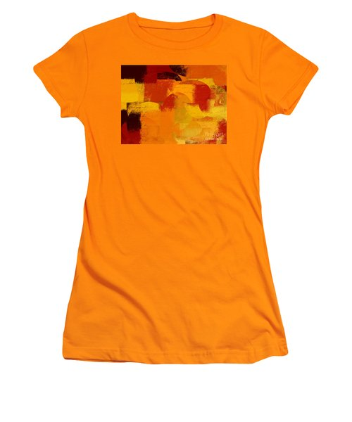 Geomix 05 - 01at01b Women's T-Shirt (Junior Cut) by Variance Collections