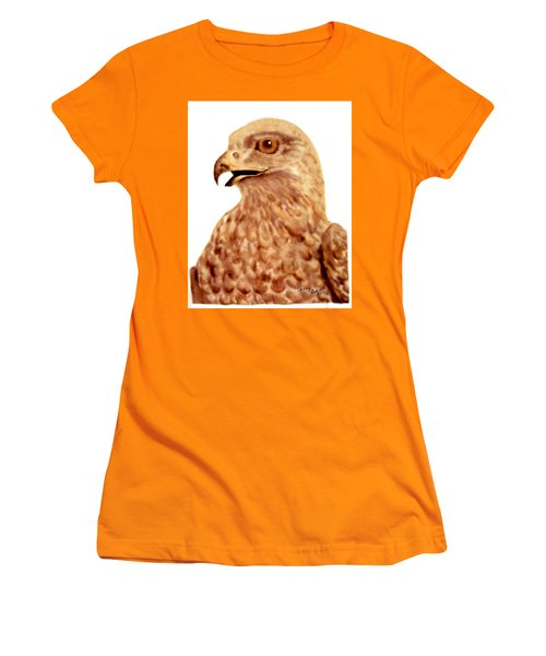 Hawk Women's T-Shirt (Junior Cut)