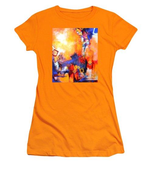Hope Women's T-Shirt (Junior Cut) by Betty M M   Wong