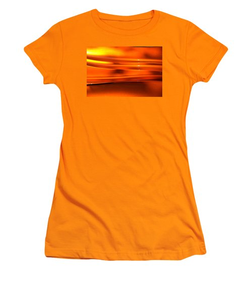 Hr150 Women's T-Shirt (Athletic Fit)