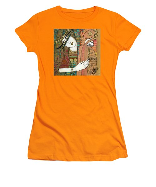 In The Past... Women's T-Shirt (Junior Cut)