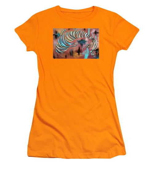 Jewel Of The Orient Women's T-Shirt (Athletic Fit)
