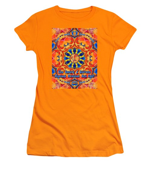 Joseph J Stevens Magical Mystical Art Tour 2014 Women's T-Shirt (Athletic Fit)