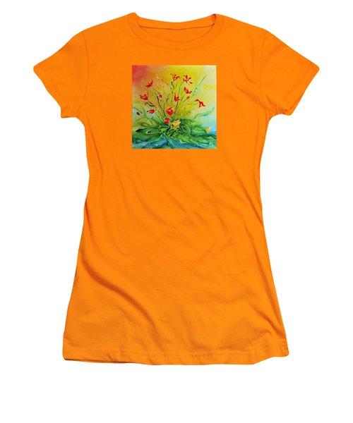 Just For You Women's T-Shirt (Junior Cut) by Teresa Wegrzyn