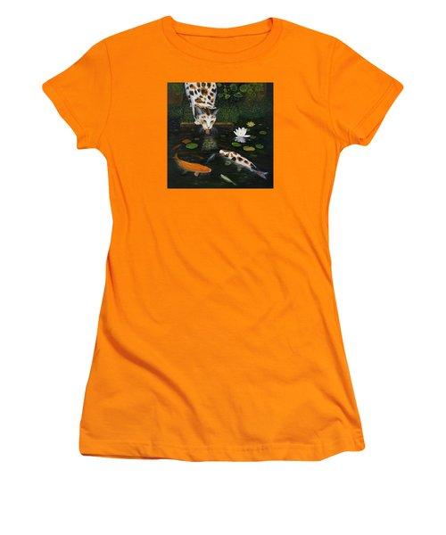 Kinship Women's T-Shirt (Athletic Fit)