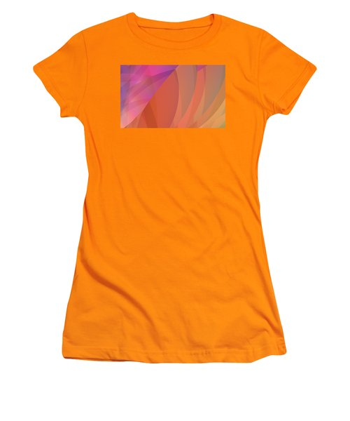 Lighthearted Women's T-Shirt (Junior Cut) by Judi Suni Hall