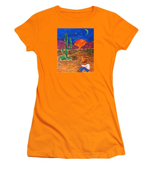 Mexico Impression IIi Women's T-Shirt (Athletic Fit)