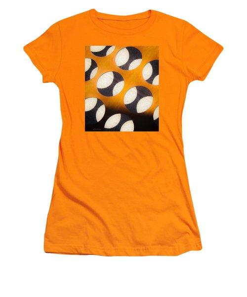Mind - Hemispheres  Women's T-Shirt (Athletic Fit)