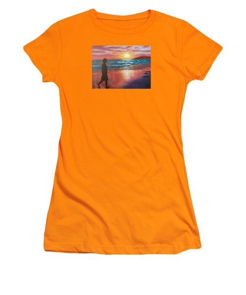 My Sonset Women's T-Shirt (Athletic Fit)