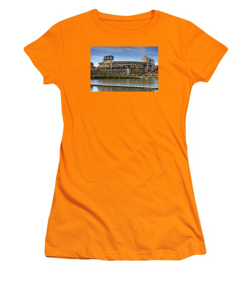 Neyland Stadium Women's T-Shirt (Athletic Fit)