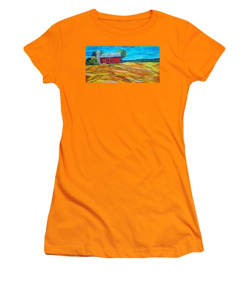 Our Daily Bread Women's T-Shirt (Athletic Fit)