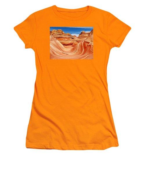 Photographer's Paradise Women's T-Shirt (Athletic Fit)