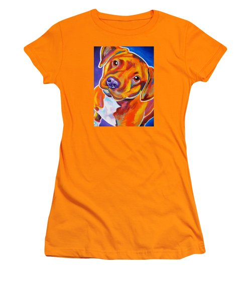 Staffordshire - Harlem Women's T-Shirt (Athletic Fit)
