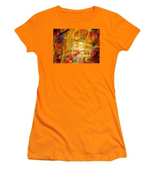 Pure Joy Women's T-Shirt (Athletic Fit)