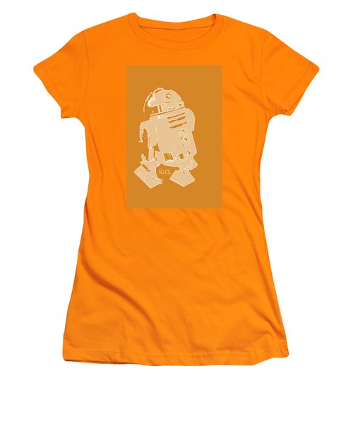 R2d2 Women's T-Shirt (Athletic Fit)