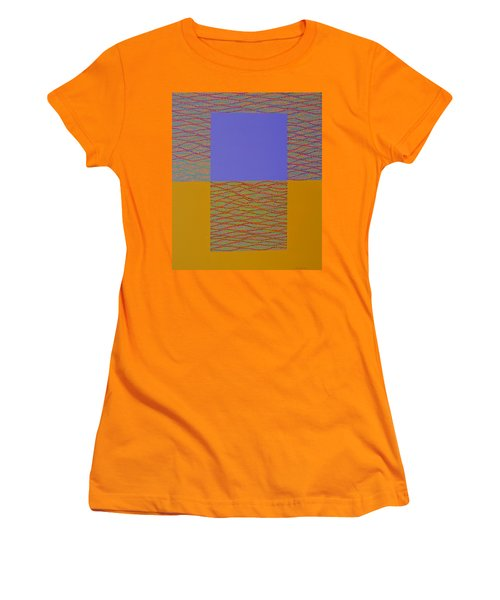 Reflection Women's T-Shirt (Junior Cut) by Kyung Hee Hogg