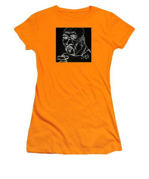 Rubin Hurricane Carter Women's T-Shirt (Athletic Fit)