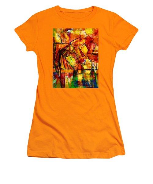 Sleepy - Marucii Women's T-Shirt (Athletic Fit)
