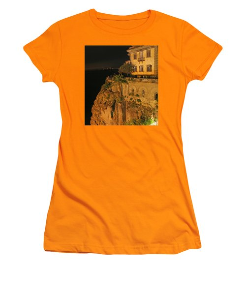 Sorrento Italy Women's T-Shirt (Athletic Fit)