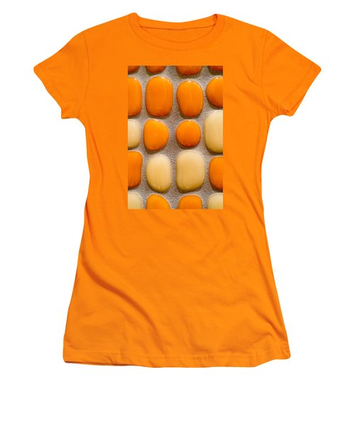 Stone Yolks Women's T-Shirt (Athletic Fit)