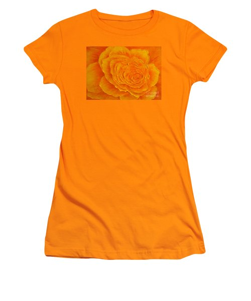 Summer Beauty Women's T-Shirt (Athletic Fit)