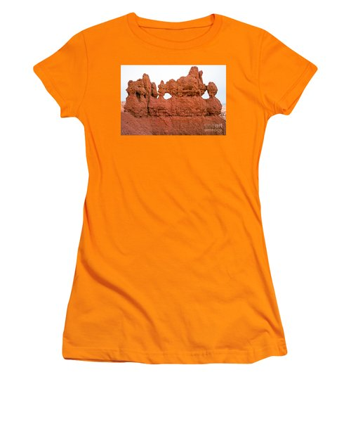 Sunset Point Bryce Canyon National Park Women's T-Shirt (Athletic Fit)