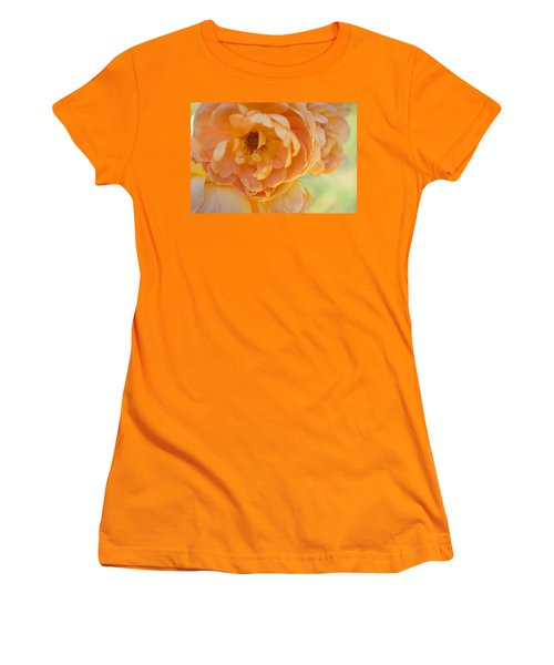 Women's T-Shirt (Athletic Fit) featuring the photograph Sunshine by Julie Andel