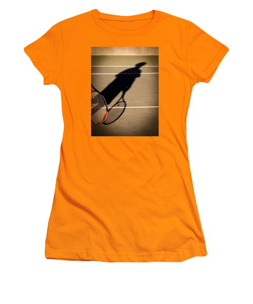 Tennis Women's T-Shirt (Athletic Fit)