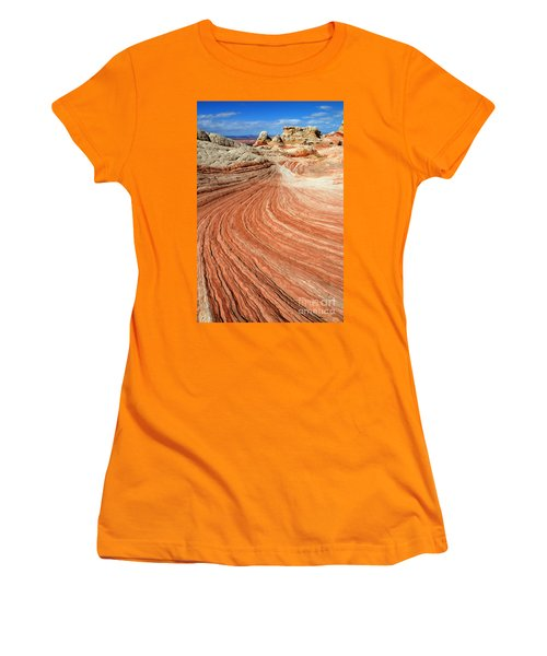 The Brilliance Of Nature 3 Women's T-Shirt (Athletic Fit)