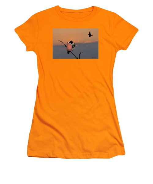 To Kill A Mockingbird Women's T-Shirt (Junior Cut) by Bill Cannon