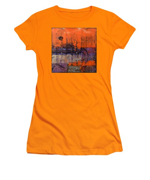 Urban Rust Women's T-Shirt (Athletic Fit)