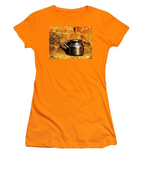 Water Vessel Women's T-Shirt (Junior Cut) by Prakash Ghai