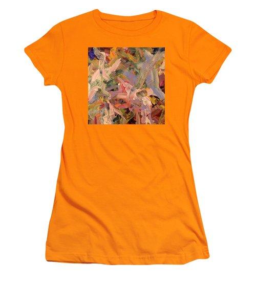 Where I Found You Women's T-Shirt (Junior Cut) by Erika Pochybova