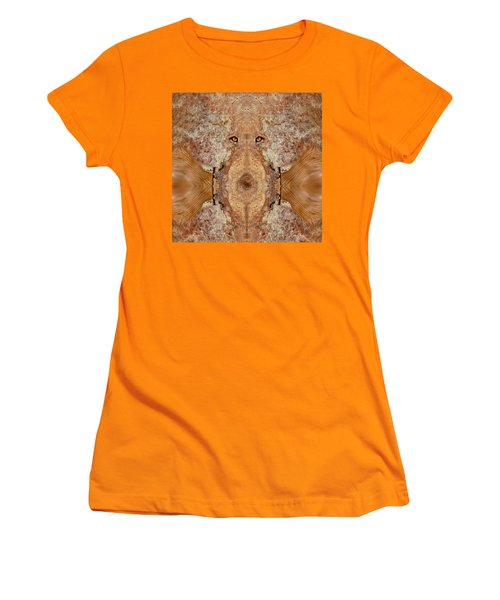 Woody 45 Women's T-Shirt (Athletic Fit)