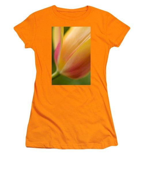 April Grace Women's T-Shirt (Junior Cut) by Mike Reid