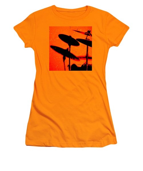 Cymbalic Women's T-Shirt (Junior Cut)
