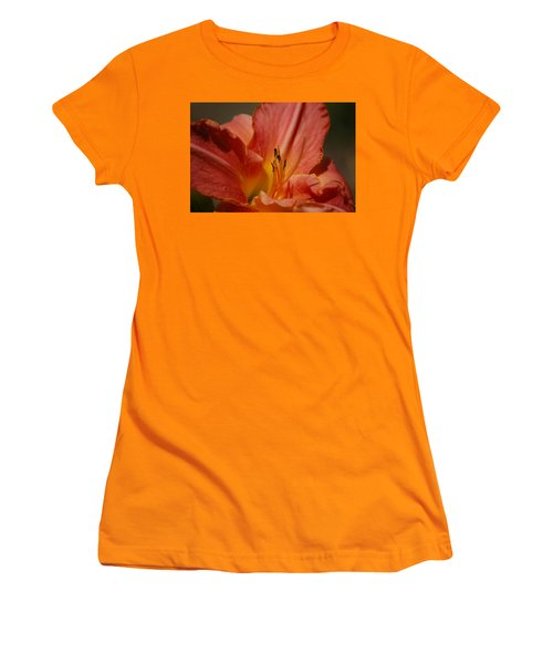 Daylilly Women's T-Shirt (Athletic Fit)
