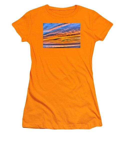 Endless Color Women's T-Shirt (Athletic Fit)