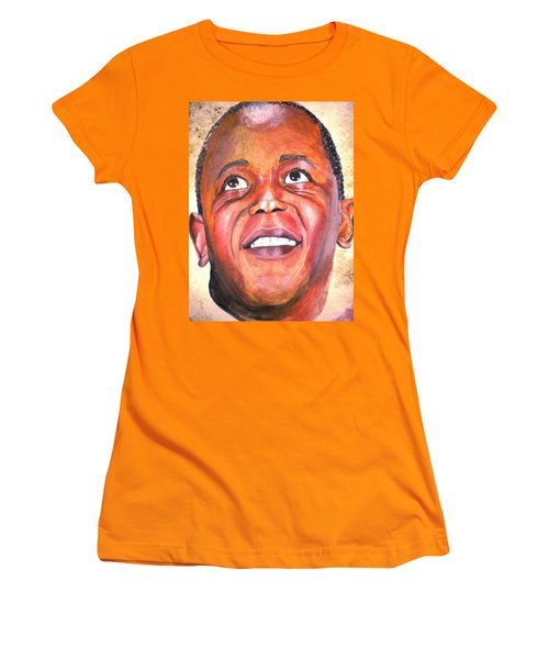 Flip Wilson 1970 Women's T-Shirt (Athletic Fit)