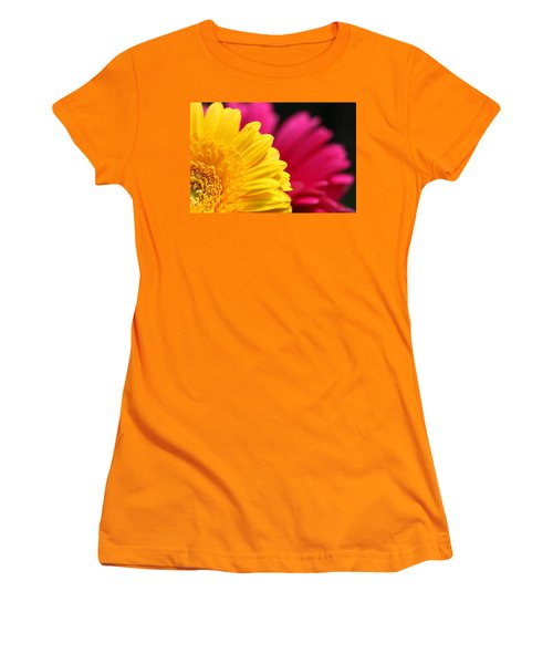 Gerbera Daisies Women's T-Shirt (Athletic Fit)