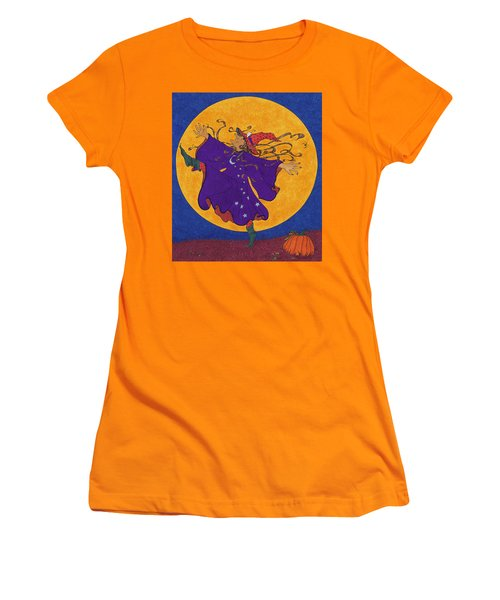 Halloween Dance Women's T-Shirt (Athletic Fit)