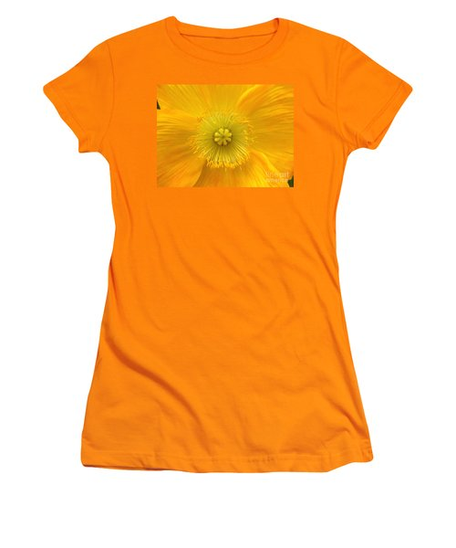 Poppy 2 Women's T-Shirt (Athletic Fit)