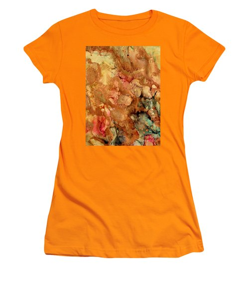 View From Another Realm Women's T-Shirt (Junior Cut) by Rory Sagner