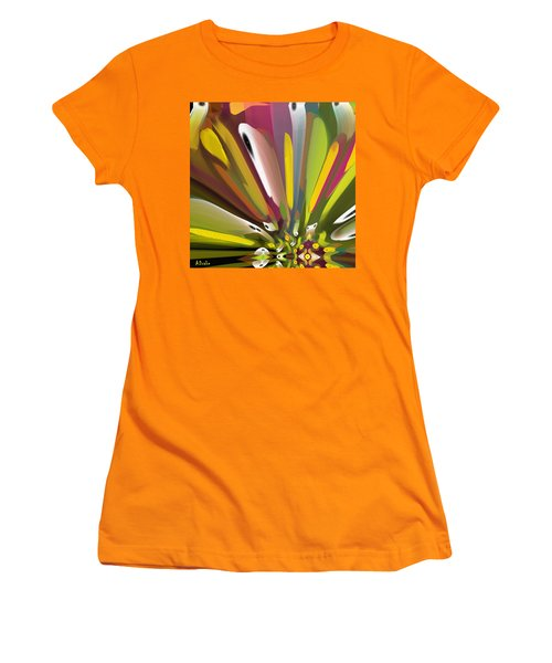 When Spring Turns To Fall Women's T-Shirt (Athletic Fit)