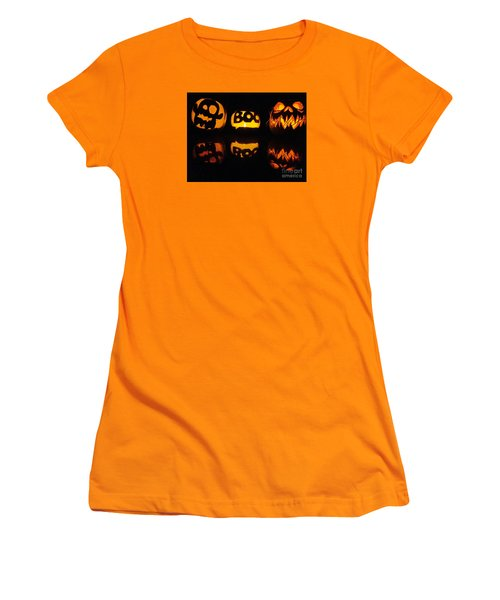 Texas Halloween - No. 2015 Women's T-Shirt (Athletic Fit)