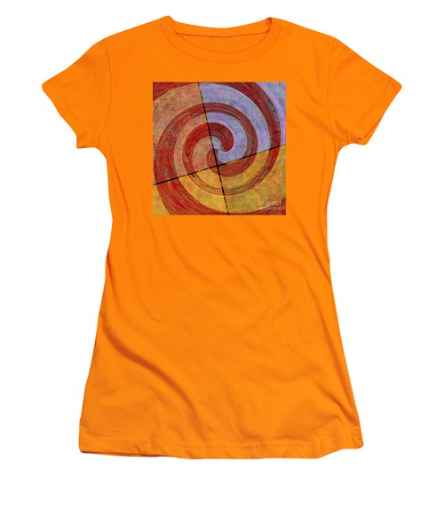 0581 Abstract Thought Women's T-Shirt (Athletic Fit)