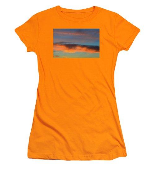 06-06-2017 9.07 Pm  Women's T-Shirt (Junior Cut) by Lyle Crump