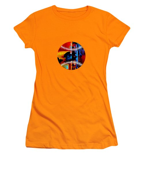 Baseball Collection Women's T-Shirt (Athletic Fit)