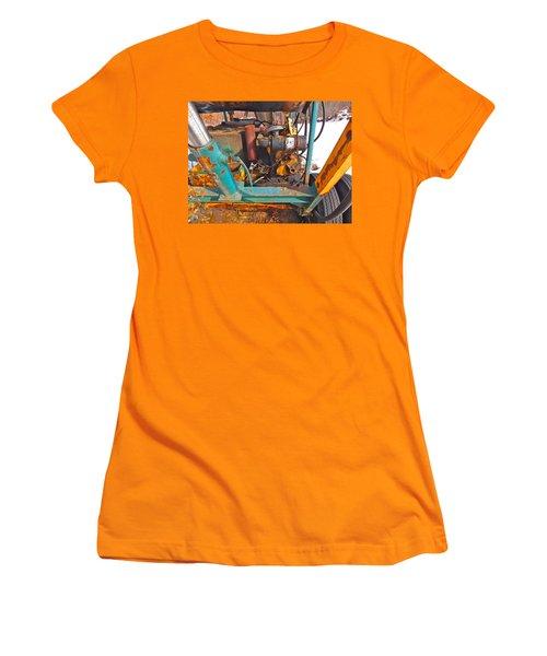 Feb 2016 33 Women's T-Shirt (Junior Cut) by George Ramos